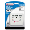 Utilitech 3-Outlet General Use Surge Protector (Auto-Off Safety)