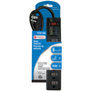 Utilitech 6-Outlet 1000 Joules General Use Surge Protector (Auto-Off Safety)