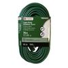 Utilitech 75-ft 10-Volt 16-Gauge Green Outdoor Extension Cord