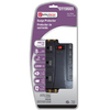 Utilitech 8-Outlet 2250 Joules Home Entertainment Surge Protector (Auto-Off Safety)