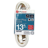 Utilitech 13-ft 3-Outlet 16-Gauge Indoor Extension Cord