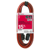 Utilitech 15-ft 14-Gauge Outdoor Extension Cord
