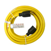 Utilitech 25-ft 30 Amp 110-Volt 1-Outlet 10-Gauge Yellow Outdoor Extension Cord