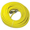 Utilitech 100-ft 20-Amp 110-Volt 10/3 Yellow Outdoor Extension Cord