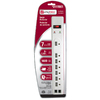 Utilitech 7-Outlet Home Office Surge Protector (Auto-Off Safety)
