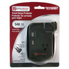 Utilitech 3-Outlet Home Office Surge Protector with USB Charger (Auto-Off Safety)