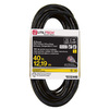 Utilitech 40-ft 12-Gauge Outdoor Specialty Extension Cord