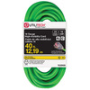 Utilitech 40-ft 14-Gauge Outdoor Specialty Extension Cord