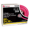 Utilitech 80-ft 14-Gauge Outdoor Extension Cord