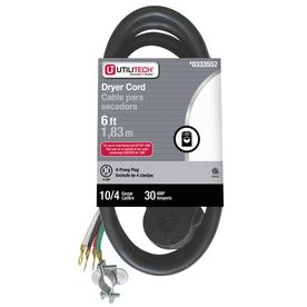 Utilitech Appliance Power Cord