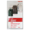 Utilitech 12-ft 2-Outlet 16-Gauge Indoor Household Extension Cord