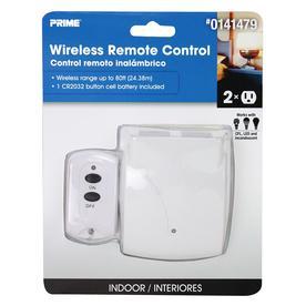 Utilitech White Remote Control
