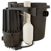 Utilitech 0.3-HP Thermoplastic Submersible Sump Pump