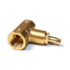 Blue Flame 1/2-in Straight Natural Gas or Propane Fireplace Gas Valve