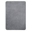 allen + roth 17-in x 24-in Grey Microfiber Memory Foam Bath Mat