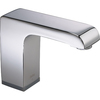 Delta Arzo Chrome Touchless-Handle Bathroom Sink Faucet Trim Kit