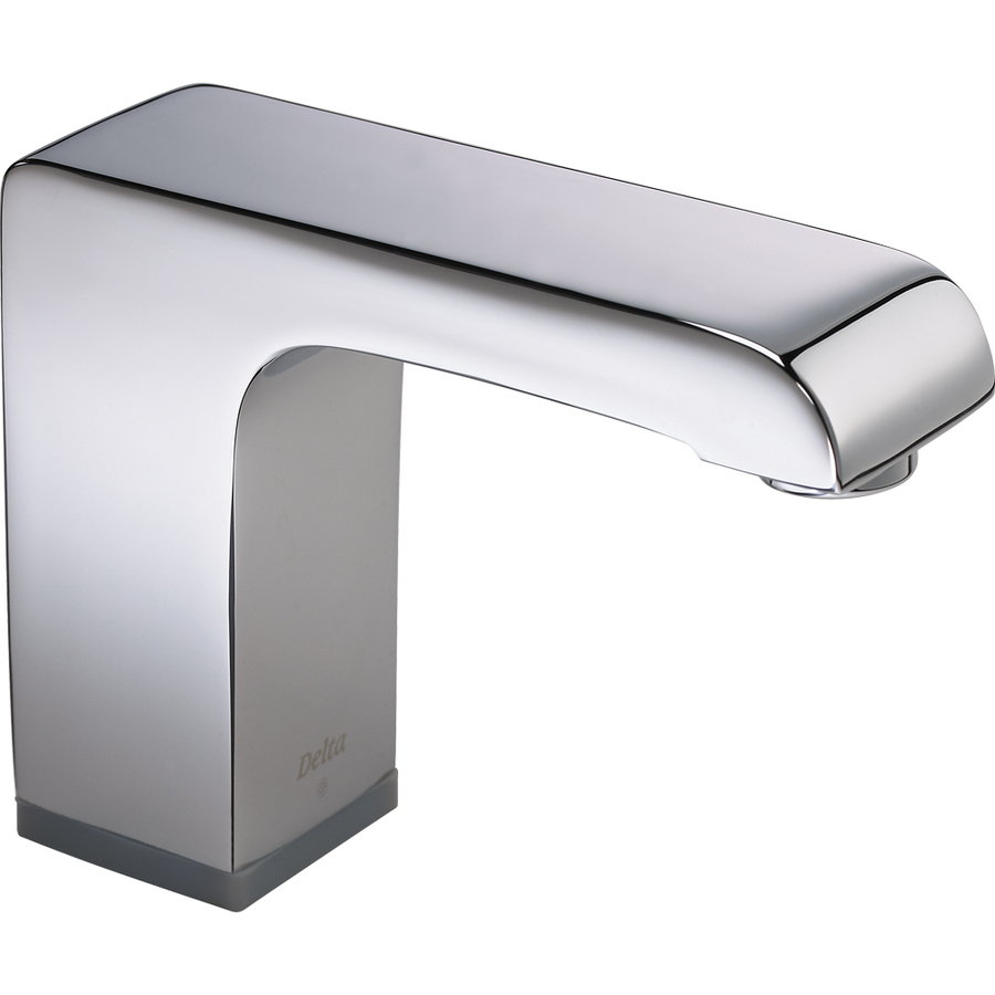 shop delta arzo chrome touchless bathroom sink faucet trim kit at