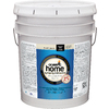Olympic White Flat Latex Interior Paint (Actual Net Contents: 619 Fluid Oz.)