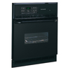 Frigidaire Self-Cleaning Single Electric Wall Oven (Black) (Common: 24-in; Actual 23.875-in)
