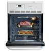 Frigidaire Single Electric Wall Oven (White) (Common: 24-in; Actual 23.875-in)