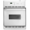 Frigidaire 24-in Single Electric Wall Oven (White)