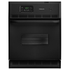 Frigidaire 24-in Single Electric Wall Oven (Black)