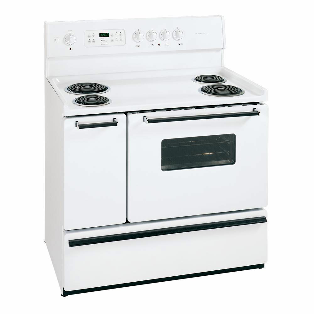 Shop Frigidaire 174 40 Inch Freestanding Electric Range