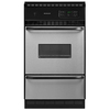 Frigidaire 24-in Single Gas Wall Oven (Stainless Steel)