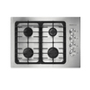 Electrolux Icon 30-in 4-Burner Gas Cooktop (Stainless)