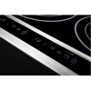 Electrolux Icon 36-in 5-Element Smooth Surface Electric Cooktop (Stainless)