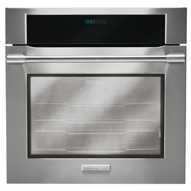Electrolux Icon Self-Cleaning Convection Single Electric Wall Oven (Stainless Steel) (Common: 30-in; Actual 30-in)