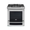 Electrolux 30-in 4-Burner Slide-In Convection Gas Range (Stainless)