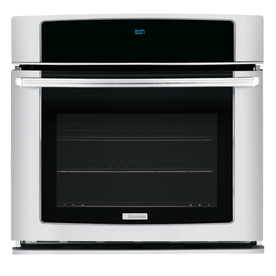 Electrolux Self-Cleaning Convection Single Electric Wall Oven (Stainless) (Common: 27-in; Actual 27-in)