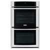 Electrolux 27-in Self-Cleaning Convection Double Electric Wall Oven (Stainless Steel)