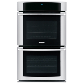Electrolux 30-in Self-Cleaning Convection Double Electric Wall Oven (Stainless)