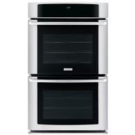 Lowes Kitchenaid Stainless Double Wall Oven Cooking Appliances