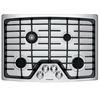 Electrolux 30-in 4-Burner Gas Cooktop (Stainless)
