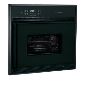 Frigidaire Gallery 27-in Convection Single Electric Wall Oven (Black)