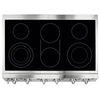Electrolux Icon 36-in Smooth Surface Electric Cooktop (Stainless)