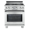 Electrolux ICON 30-in Freestanding 4.2 cu ft Convection Gas Range (Stainless)