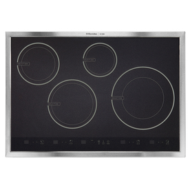 Electrolux Icon 30-in Smooth Surface Induction Electric Cooktop (Stainless)