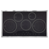 Electrolux Icon 36-in Smooth Surface Induction Electric Cooktop (Stainless)