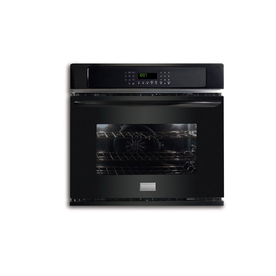 Frigidaire Gallery 30-in Self-Cleaning Convection Single Electric Wall Oven (Black)