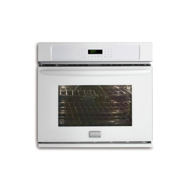 Frigidaire Gallery 30-in Self-Cleaning Convection Single Electric Wall Oven (White)