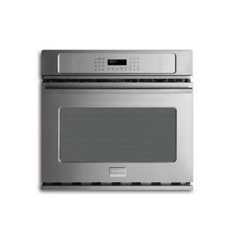 Frigidaire Professional 27-in Self-Cleaning Convection Single Electric Wall Oven (Stainless)