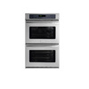 Frigidaire Gallery 30-in Self-Cleaning Convection Double Electric Wall Oven (Stainless)