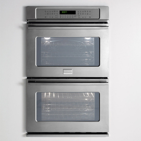 Frigidaire Professional 27-in Self-Cleaning Convection Double Electric Wall Oven (Stainless)