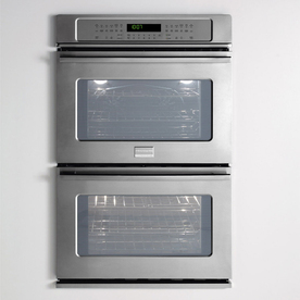 Frigidaire Professional 30-in Self-Cleaning Convection Double Electric Wall Oven (Stainless)