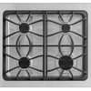 Frigidaire Gallery 30-in 4-Burner Gas Cooktop (Stainless)