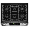 Frigidaire Gallery 4.2-cu ft Slide-In Convection Gas Range (Stainless) (Common: 30-in; Actual 31.5-in)
